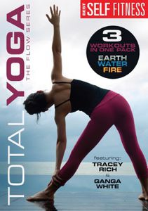 Total Yoga 3-Pack - Flow Series
