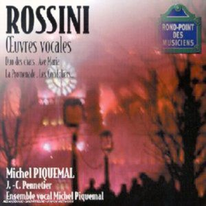 Rossini: Vocal Works