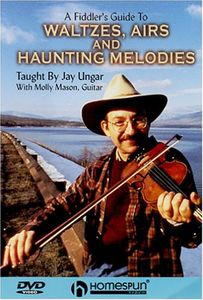 Fiddlers Guide to Waltzes Airs & Haunting Melodies