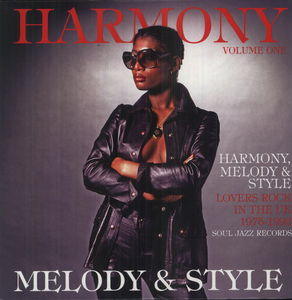 Harmony Melody & Style 1: Lovers Rock /  Various
