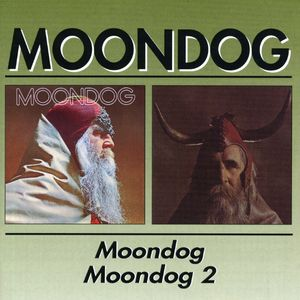 Moondog 1 & 2 [Import]