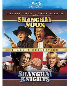 Shanghai Noon & Shanghai Knights 2: Movie Coll