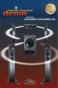 Home Theater Demo Featuring Mannheim Steamroller