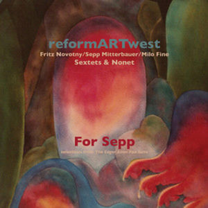 For Sepp (selections From The Edgar Allan Poe Sui)