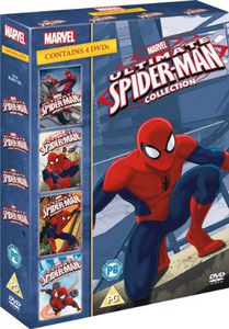 Ultimate Spider-Man 1-4