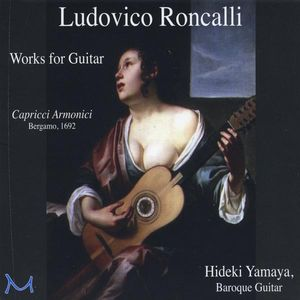 Ludovico Roncalli-Works for Guitar