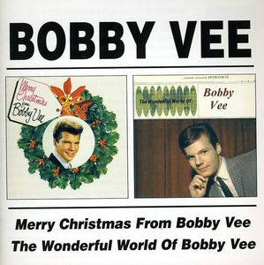 Merry Christmas from Bobby Vee /  Wonderful World [Import]