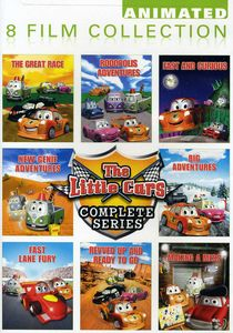 Little Cars Complete Series