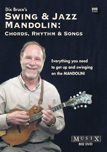 Swing & Jazz Mandolin Chords Rhythm & Songs