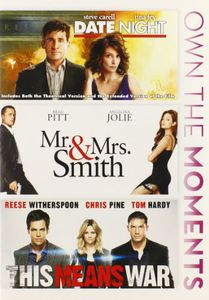 Date Night /  Mr & Mrs Smith /  This Means War