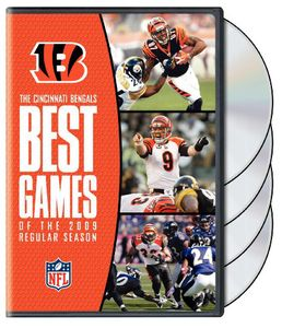 NFL Cincinnati Bengals Best Games of 2009 Regular
