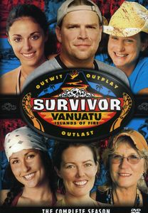 Survivor: Vanualu - the Complete Season