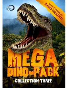 Mega Dino Pack: Collection Three