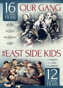12 East Side Kids Films Plus Our Gang