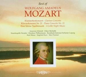 Best of Mozart: Piano Concertos & Clarinet