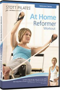 Stott Pilates: At Home Reformer