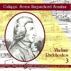 Seven Sonatas for Harpsichord