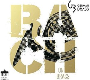 Bach On Brass