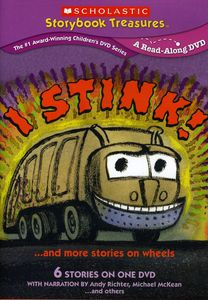 I Stink & More Stories on Wheels