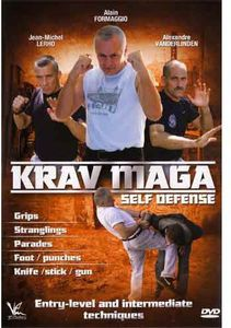Krav Maga Self Defense Entry-Level & I
