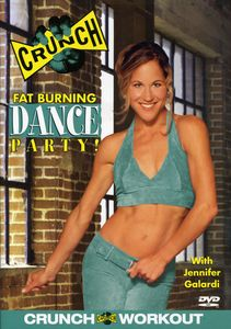 Crunch-Fat Burning Dance Party