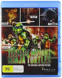 Teenage Mutant Ninja Turtles [Import]