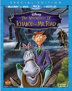Adventures of Ichabod & Mr Toad