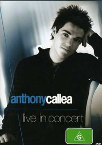 Live in Concert (Pal/ Region 0)