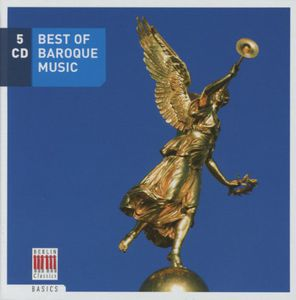 Best of Baroque Music /  Various