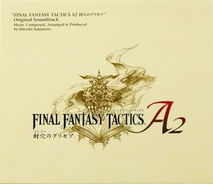 Final Fantasy Tactics A2 (Original Soundtrack) [Import]