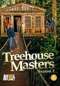 Treehouse Masters: Season 2