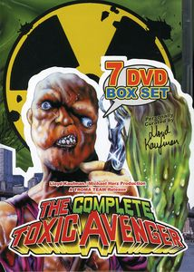 Complete Toxic Avenger