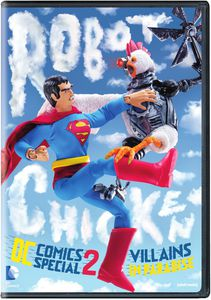 Robot Chicken DC Comics Special 2: Villains in