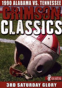 Crimson Classics 1990 Alabama Vs Tennessee