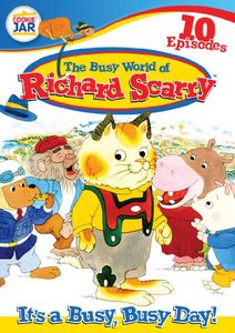 Busy World of Richard Scarry: It's a Busy Busy Day