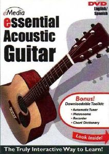 Essential Acoustic Guitar