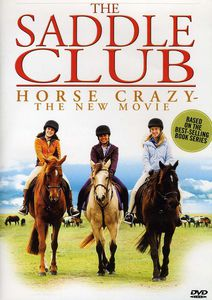 Saddle Club: Horse Crazy