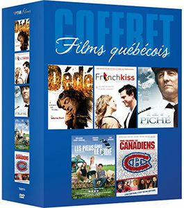 Coffret Films Quebecois [Import]