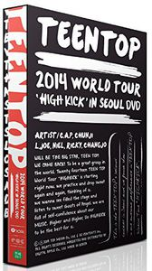 2014 World Tour in Seoul [Import]