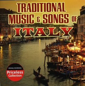 Traditional Music & Songs of Italy /  Various