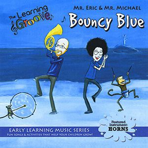 Bouncy Blue from Learning Groove