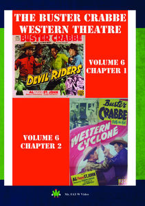 Buster Crabbe Western Theatre Volume 6