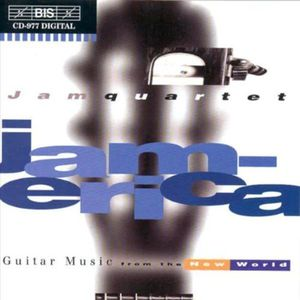 Jamerica: American Music for the Guitar Quartet