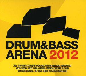 Drum & Bass Arena 2012 /  Various
