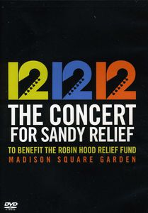 12-12-12 the Concert for Sandy Relief /  Various