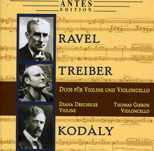 Duos for Violin & Violincello