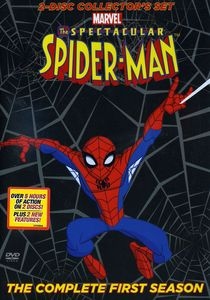 Spectacular Spider-Man: The Complete First Season