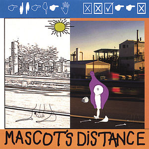 Mascot's Distance EP