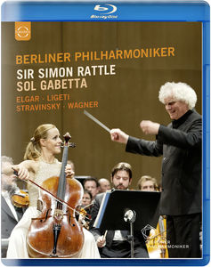 Sir Simon Rattle & Sol Gabetta