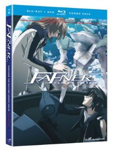 Fafner: Heaven & Earth Movie